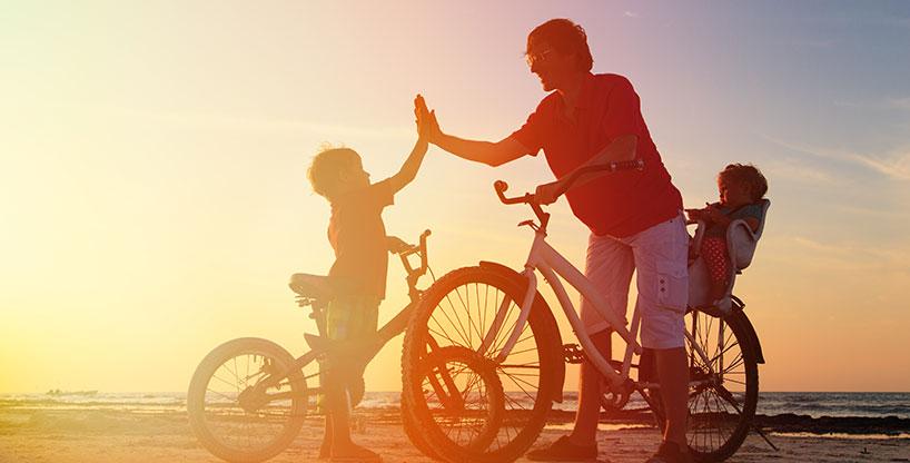 Så kontrollerar du din cykel