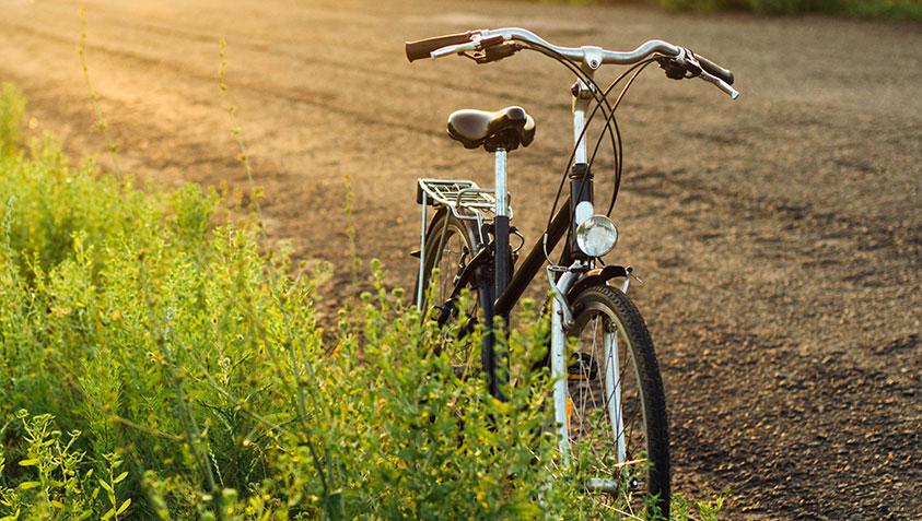 Utrustning och tillbehör till billiga cyklar